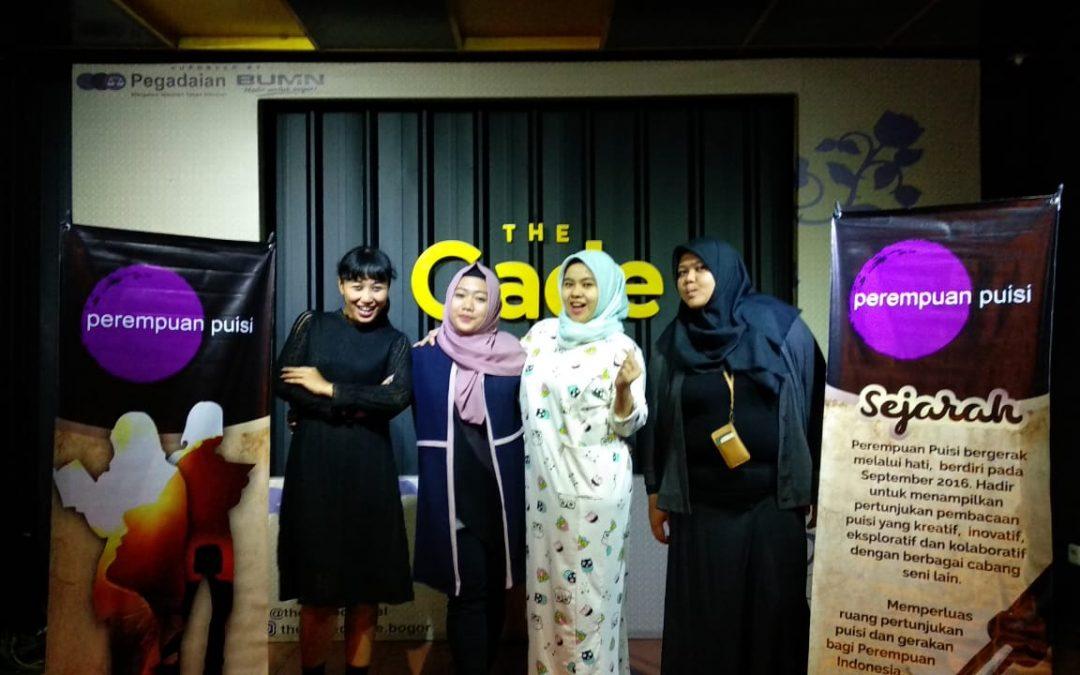 Bingkai Komunitas: Perempuan Puisi